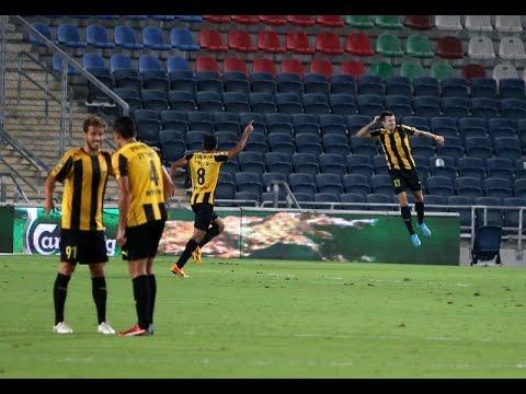 Beitar Jerusalem - Hapoel Kfar-Saba 3:0 - Rokavitzia score for Beitar. 28/09/15