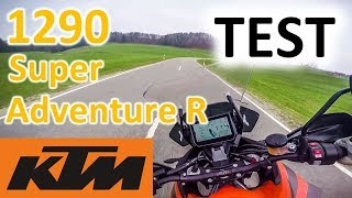 KTM 1290 Super Adventure S - Testfahrt - MotoVlog #33