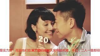 夏雨袁泉罕见秀恩爱,41岁女神素颜出镜,也太美了吧!