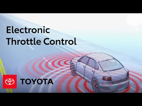 hqdefault electronic throttle control toyota youtube  at alyssarenee.co