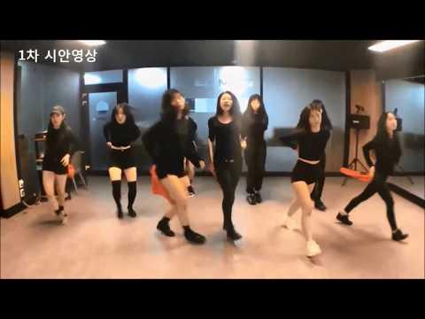 [FreeMind] 아이즈원 (IZ*ONE) - 라비앙로즈 ( LA VIE EN ROSE ) (Original Choreographer Version)