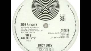 Juicy Lucy - Juicy Lucy (1969) full album with single B side