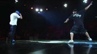 Lil Ceng vs. Kid David - Red Bull BC One 2008