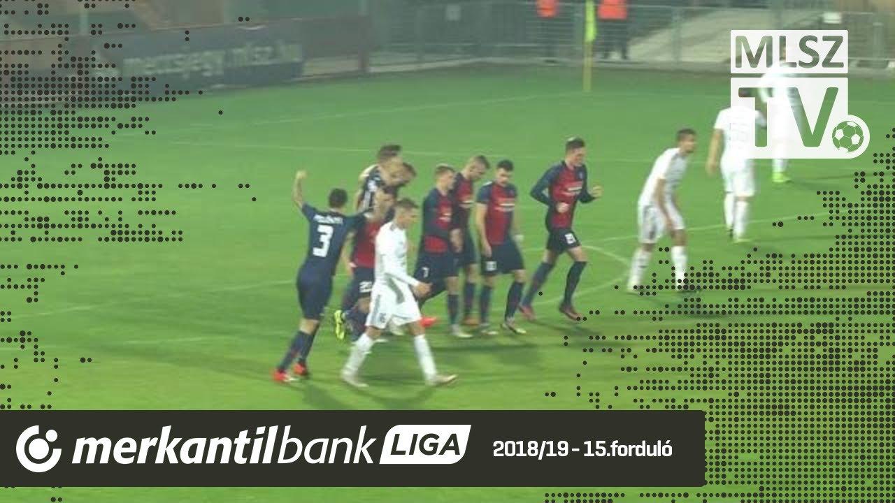 Balmaz Kamilla Gyógyfürdő -  Nyíregyháza Spartacus FC | 2-1 | 15. forduló |