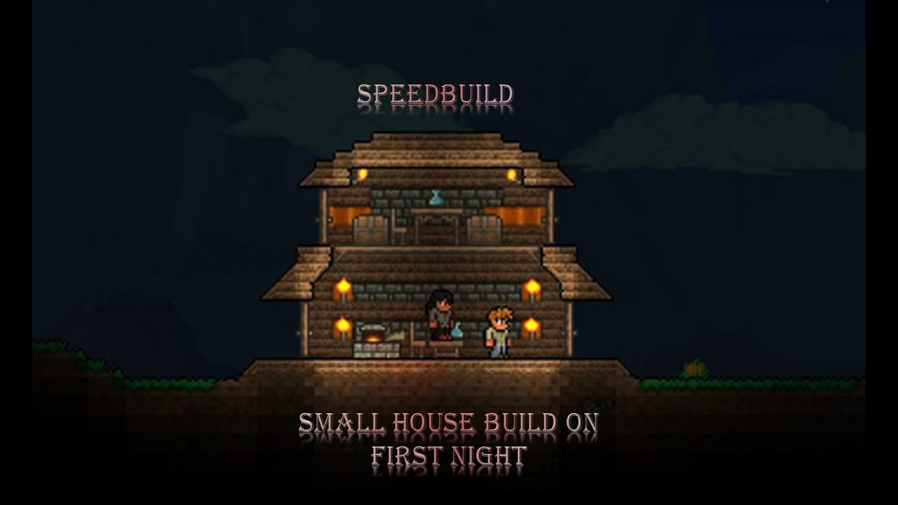 how to build bed terraria