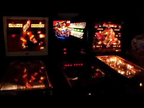 We've Got Pac-Man Fever On Our 1984 Rowe AMI R-88 Jukebox!