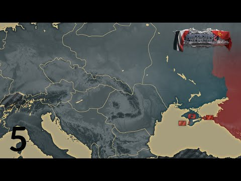 Panzer Corps 2 | Axis Operations 1942 | Mission 5 | Kerch Peninsula |