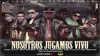 Nostros Jugamos Vivo - Pacho Y Cirilo Ft Trebol Clan, D.OZi, Alexio & + ' Alqaedas Inc 2013 HD