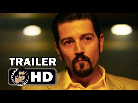 NARCOS: MEXICO Official Trailer (HD) Michael Pena Netflix Series