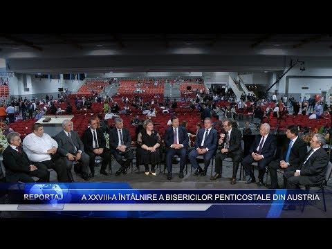 Reportaj - A XXVIII-a Conferință a Bisericilor Penticostale din Austria (2019)