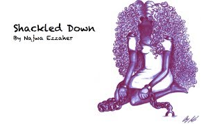 Najwa Ezzaher - Shackled Down (Audio)