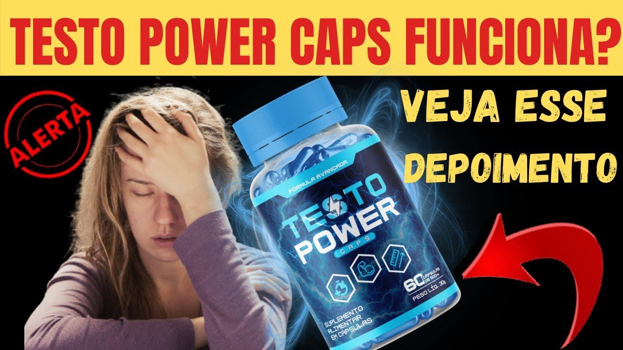 testo power caps resultados