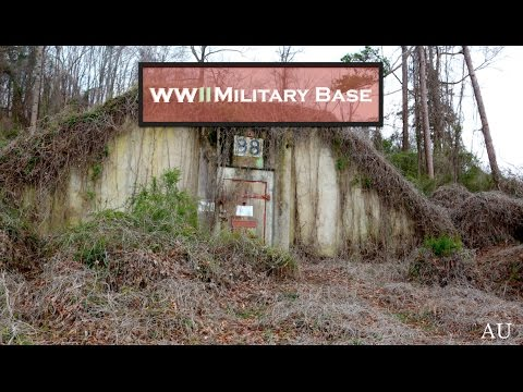 Exploring an ABANDONED Military Base (Found Explosive Materi