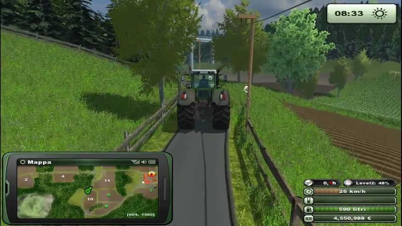 farming simulator 2013 presentazione mappa n 3 wildbeach map by