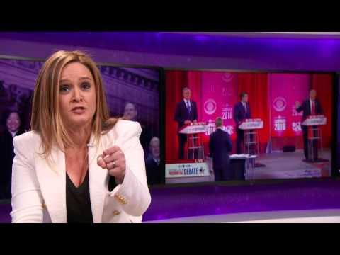 Scalia Dies, Republicans Debate | Full Frontal with Samantha Bee | TBS