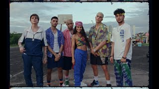 CNCO & Natti Natasha - Honey Boo (Official Video)