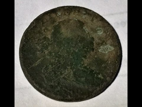 Metal Detecting! Beach Hunt! Field Hunt: Large Cent Draped Bust! Current GIVEAWAY ends 8/24/16!