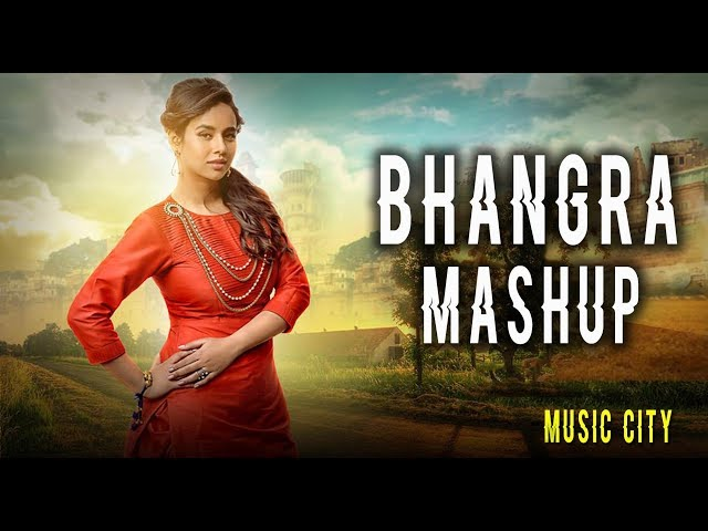 Bhangra Mashup 2018 - Punjabi Nonstop DJ Remix 2018 - Latest Punjabi Mashup 2018