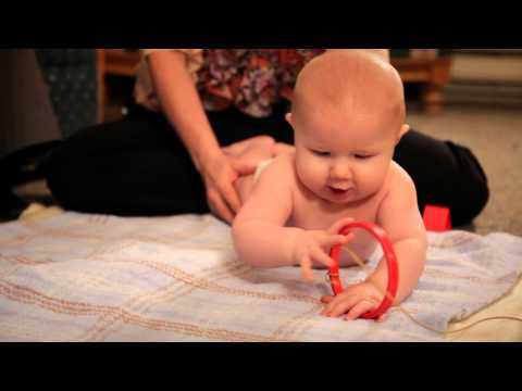 Child Development: Your Baby At 6 Months