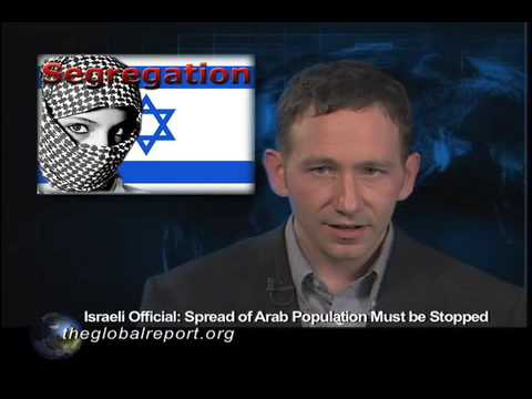 Israeli Official: Spread of Arab Population Must Be Stopped