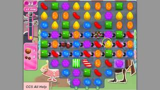 Candy Crush Saga Level 551 by Cookie
