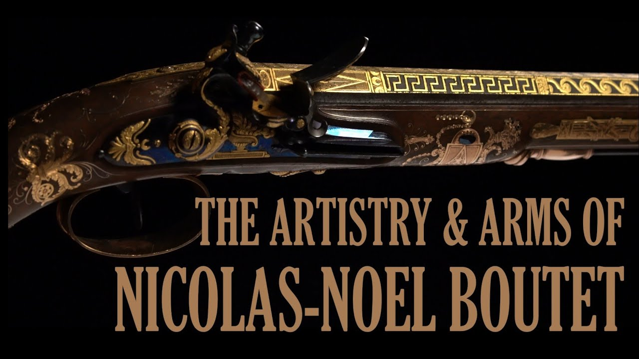 The Artistry & Arms of Nicolas-Noel Boutet