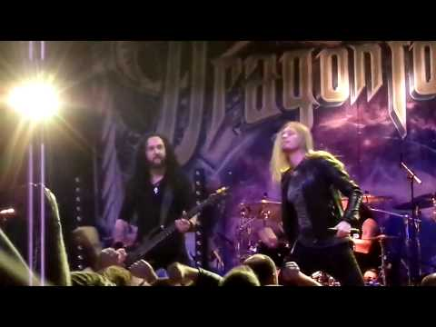 Seasons - Dragonforce Live in Sydney 2017