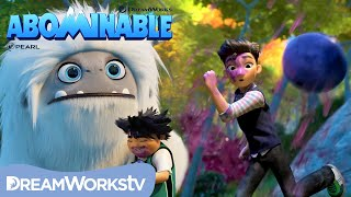 ABOMINABLE | Everest Creates Magical GIANT Blueberries [EXCLUSIVE CLIP]