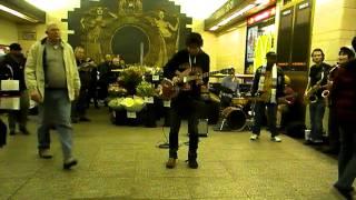 Alex Lodico Ensemble New York (Pen Station 34 street 8)