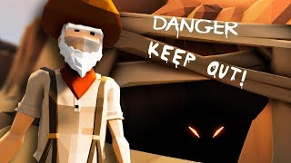 Old Manand39s Secret Cave Of Magic - Desert Skies Gameplay Raft Clone