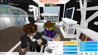 Getting The Intelligence Trophy (Part 1) (BloxBurg Roblox)