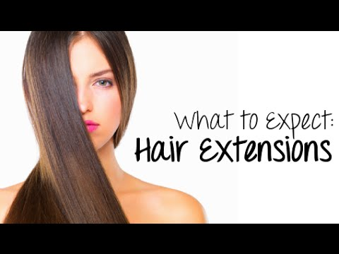 What to Expect When You Have Hair Extensions - Hair Extensions 101 | Instant Beauty ♡