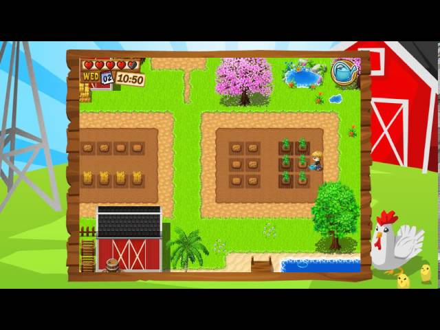 Rural Farm Tiles is finished! – Tailor Tales
