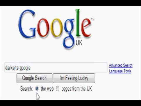 Google magic trick REVEALED!!!