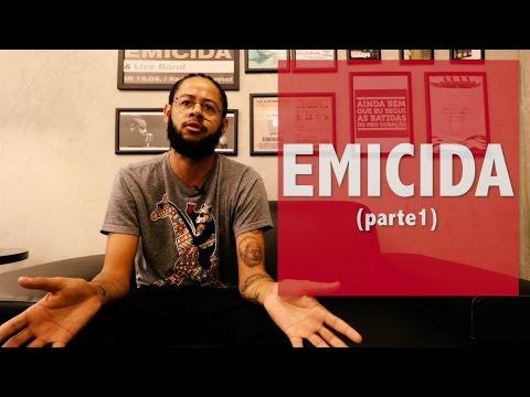 """EMICIDA: """" O racismo está no nosso dia a dia"""""""