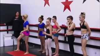 Dance Moms- Acro Class- Ep. 5, Season 3