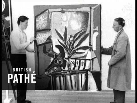 picasso-exhibition-(1960)