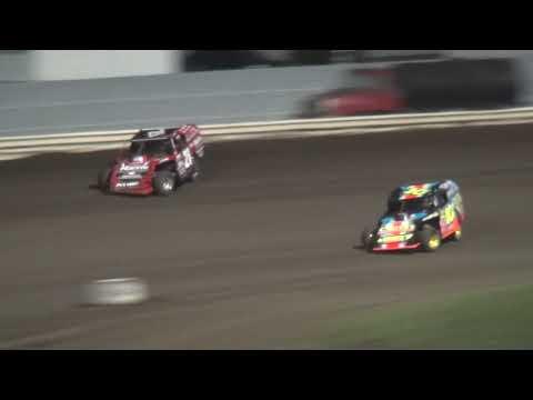 IMCA Modified Heat 2 Pepsi Lee County Speedway 9/14/19