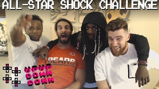 TRAVIS KELCE & MELVIN GORDON take on Rollins & Creed in the Shock Challenge! — Expansion Pack