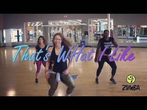 That's What I Like -  Zumba Remix