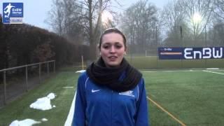 B-Juniorinnen TSV 05 Reichenbach: Lea Dürr