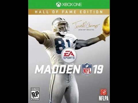 Won The Muthead Madden 19 Beta Code Giveaway Contest - Thank You For Those That Voted For Me
