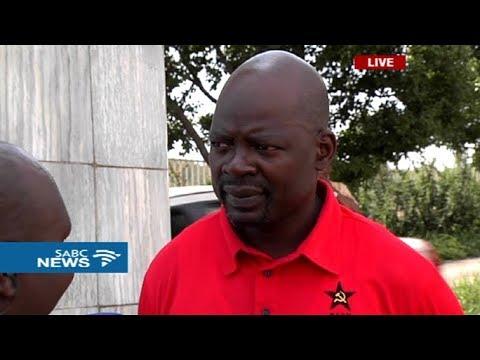 DISCUSSION: ANC NEC Lekgotla with Mapaila, Teffo