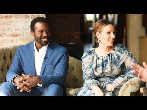 Joshua Henry, Jessie Mueller And CAROUSEL's Tony Nominees On Rodgers & Hammerstein's Classic