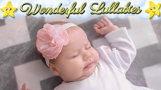 Sarah's Lullaby Relaxing Baby Sleep Music ♥ Soft Bedtime Nursery Rhyme For Newborns ♫ Sweet Dreams