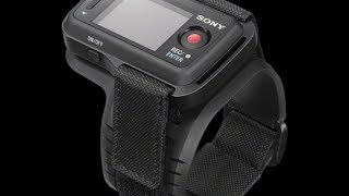 Sony Action Cam LIVE VIEW Remote Review and Testing RM-LVR1