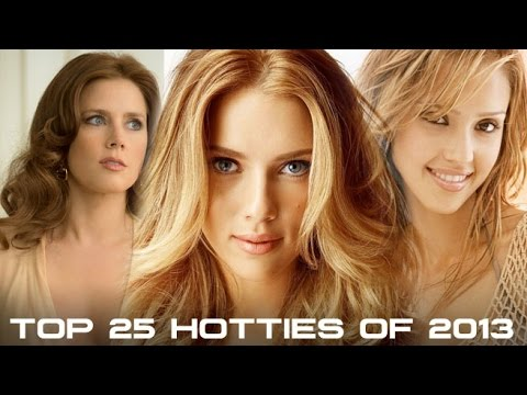 Top 25 Hotties of 2013 from YouTube · Duration:  7 minutes 51 seconds