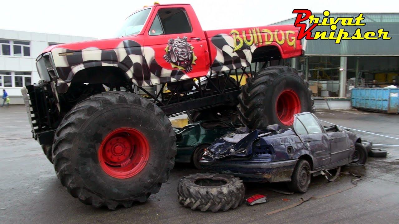 Monster Truck Show Markdorf Baden Gebruder Frank Youtube