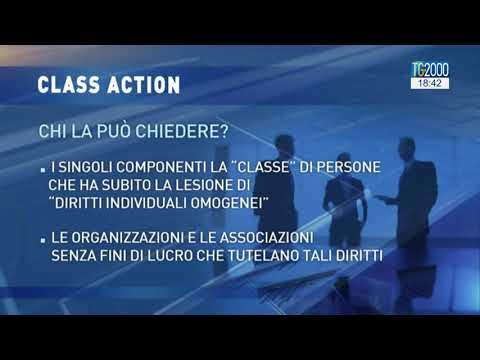 Class action è legge, cos'è e come funziona
