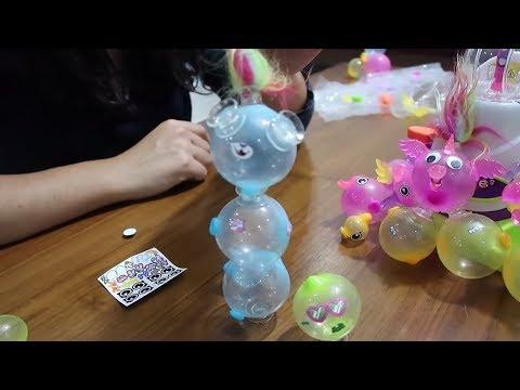 Sihirli Sürpriz Oonies Balon Makinesi 72 Balon Şişirme Challenge! Surprise Balloon Bidünya Oyuncak